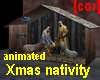 [cor] Xmas nativity anim