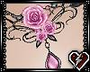 T Fantasy Necklace pink