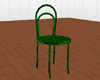Green Chair w/ pose