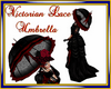 Victorian Lace Umbrella