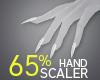 65% Hand Scaler