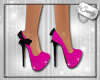 Glitter Shoes Hot Pink