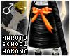 !T Naruto school hakama