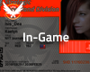 The Division MyID Ingame
