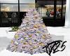 W/P Christmas Tree