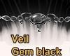 Gem Black Veil