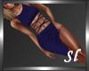 (SL) Claudia Strap Blue