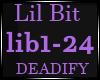 Lil Bit Nelly FGL