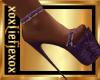 [L] Deep Purple Heels F