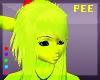 Spacie Hair | Pee