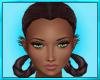 Women Loop Hairstyle