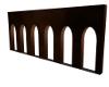 Wood Wall Arch