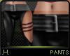 .H. Noir Femme : Pants