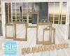 FARMHOUSE FRAMES HANGING