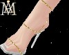 *White WITCH Shoes 2*