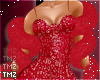 Fur Boa -2020 Red