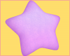 star pillow ★ purple