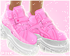 ♔ Sneakers e H.Pink