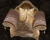 GOLD CASTLE ARMCHAIR