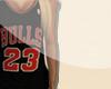 Jordan Jersey Black