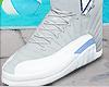 Jordan 12's Wolf Grey