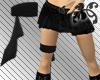 *T* Black Leg Wrap