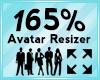 Avatar Scaler 165%