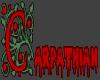 Carpathian Sticker