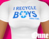 Recycle boys e (blue)