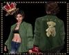 llKNZ* jacket Kaki