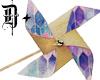 D+. Paper Windmill II