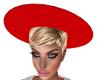 C-Vintage Hat-Red