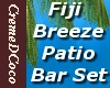 CDC-Fiji Breeze PatioSet