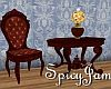 Antique Rococo Chair Rgl