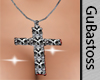 Cross Necklace Colar