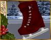 I~Red Ice Skates