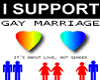 GAY SUPPORT