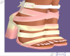 [Gel]Neopolitan Heels