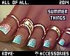 |< Summer Pedicure!