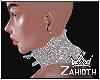 Custom Swarovzki Collar