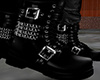 couples black boots*M