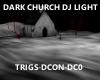 Dark Church DJ Light