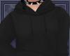  A  Black Sweatshirt