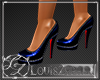 [LZ] Sexy Blue Heels