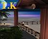 T.K beach Hut Escape