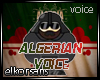 algerian voice box