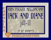JCM - Jack and Diane