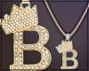 ☎ Gold Chain B | M
