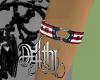 july 4th armband L