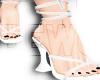 spring white heels!!
